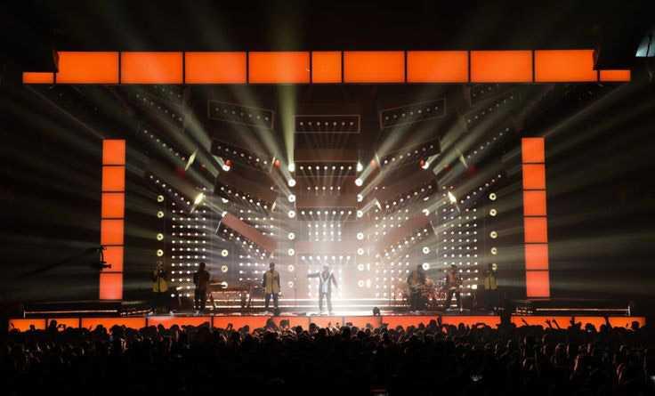 Bruno Mars Tour Dates Usa