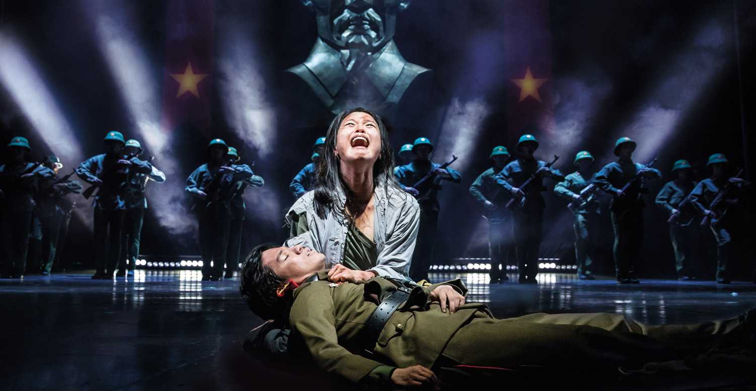 Miss Saigon tours UK with White Light