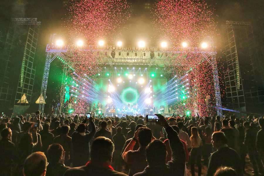 Pr Lighting Illuminates Gaana Bollywood