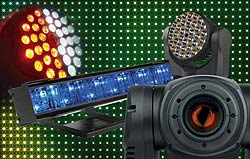 PLASA 2011: Martin enters STLD LED Shootout