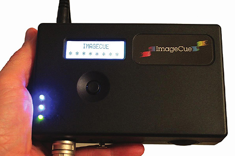 BMD selects ImageCue as preferred playback device