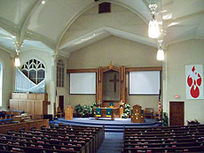 Tannoy QFlex gives clarity to Galesburg church