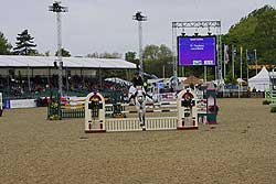 Summit Steel at Royal Windsor Horse Show