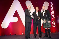 Digital Projection & TV One win AV Awards
