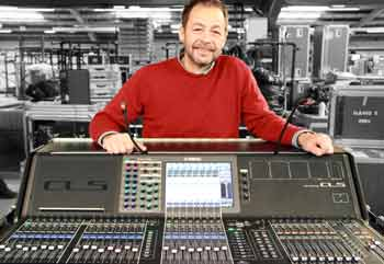 Stage Electrics adds Yamaha CL5 consoles
