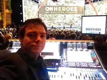 Mixing vet relies on DiGiCo SD5