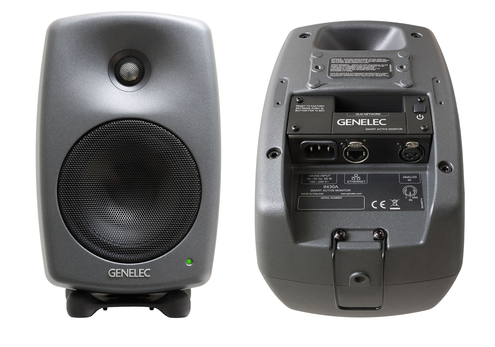 ISE 2017: Genelec focus on AoIP technology