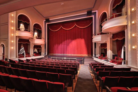 IMS systems for Masonic Theatre in Virginia