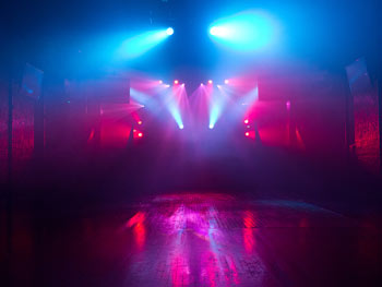 Heaven upgrades with Chauvet