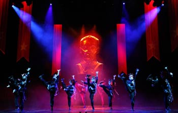 Miss Saigon: 23 years and counting for White Light