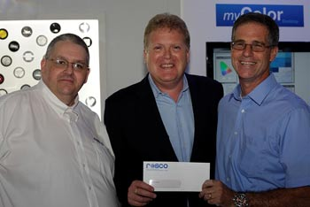 Rosco's contribution to Light Relief hits $28,076